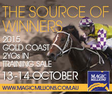 Magic Millions Source of Winners